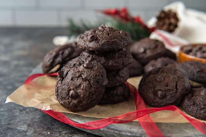 Keto Chocolate Chocolate Chip Cookie Recipes