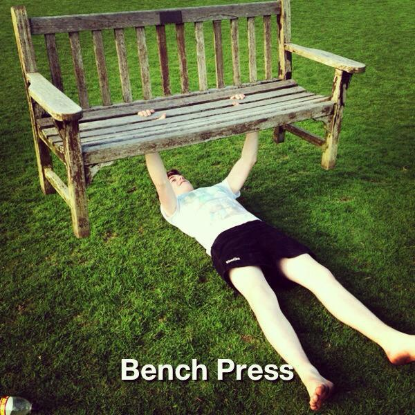 Just Bench Press Workout