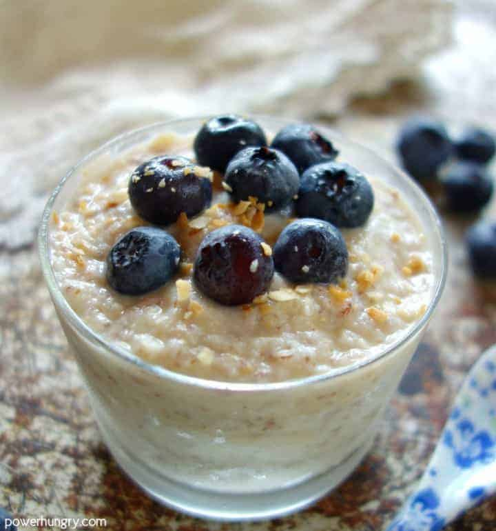 PowerHungry.com's Grain-Free Overnight Oats